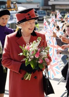 Still of Queen Elizabeth II in Monarchy: The Royal Family at Work