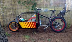 The Apocalypse Rider by tomscargobikes.com, via Flickr