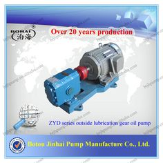 We, Botou Jinhai Pump Manufacture Co., Ltd., is a professional and big factory for pump products, such as Rotary Gear Pump, Screw Pump, Viscous Liquid Pump, Caustic Pump, Lubricant Pump, Stainless Steel Gear Oil Pump, Bitumen Pump, Self-priming Pump, Chemical Pump, Sewage Pump, Submersible Pump, Hot-transfer Oil Pump, and Centrifugal Pump etc. Our company can also produce qualified products according to customer's customization. Sewage Pump, Gear Pump, Centrifugal Pump, Submersible Pump, Best Self, Rotary, 20 Years, Gears, Stainless Steel