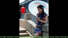 旗袍 Chinese Qipao 1/49 - (Click picture to discover more videos)
