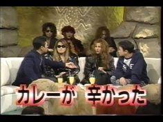 【English Subs】X JAPAN hide Beauty and Stupid studio live 1996 - YouTube