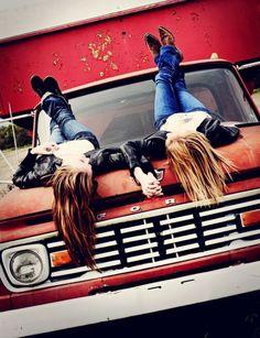 20 fotos para copiar e fazer com a sua melhor amiga - Imagen 5
