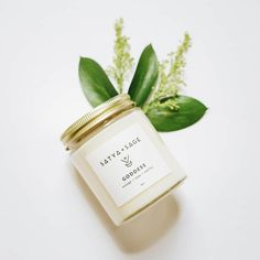 Satya + Sage Handmade Brand, Verpackung + Webdesign – Function Creative Co. Candle Branding, Candle Packaging, Candle Labels, Brand Packaging, Packaging Design, Skincare Packaging, Product Packaging, Packaging Ideas, Web Design Packages