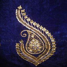 Rajasthan Textiles-Danka Embroidery: