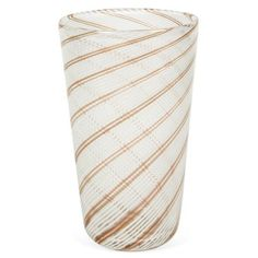 Check out this item at One Kings Lane! Murano Art-Glass Ribbon Vase