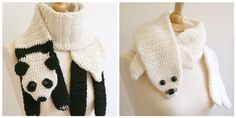 There's a snake, puppy, and reindeer on their ravelry site!