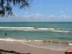 Praia de Boa Viagem, Recife, Brasil. Foto: Lais Castro.