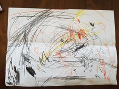 Big Storm by Ava (3) who took inspiration from my storm picture