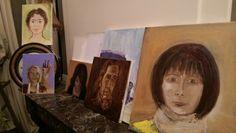 Auto portraits ca avance