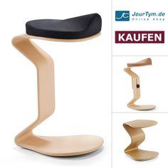 Ungewöhnlicher Hocker für Kinder und Erwachsene verhindern starre Sitzposition und erlaubt dynamisches Sitzen. Dreidimensionale Bewegungen stärken das Wohlgefühl des Sitzenden auf eine natürliche Art und Weise.