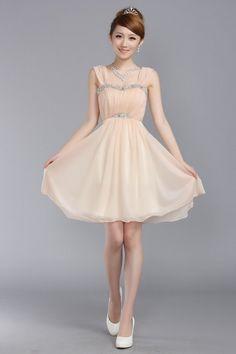 CW14531 Short pregnant woman formal dress diamond evening dress