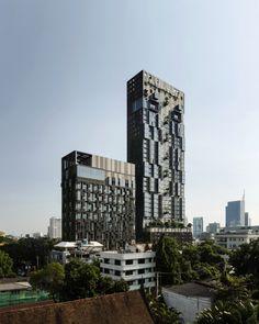 IDEO Morph 38 / Somdoon Architects IDEO Morph 38 / Somdoon Architects – Plataforma Arquitectura