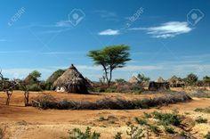 african jungle hut - Google Search