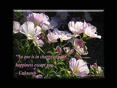 """No one is in charge of your happiness except you."" – Unknown. Happiness appears to be fleeting and fragile, yet it's so much stronger than we realize. When we choose to be happy, we need to consciously make all the little choices to see the positives in life, no matter how fragile we feel. Become a Lemonade Maker, and find your strength! One of the quotes which is included in the book ""On Becoming a Lemonade Maker"" by Tamara Kulish."