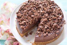 Cheesecake alla Nutella Fredda e Senza cottura