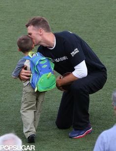 Tom Brady at a Best Buddies charity event   Pictures
