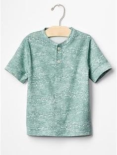 Gap Boys Printed henley