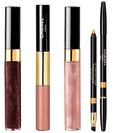 Chanel Rouge Noir Holiday 2015 Collection