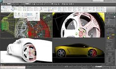 Autodesk 3ds Max, 3d Max, Finals, Photo And Video, Car, Graphics, Automobile, Graphic Design, Final Exams