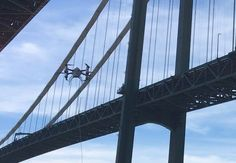 Using a drone that can both fly and swim, a team comprising the Delaware River Bay Authority (DRBA), Rutgers University-New Brunswick (RU-NB) in New Jersey and SubUAS LLC recently executed what it calls the first combination aerial and underwater bridge inspection. According to a press release from the DRBA, the group conducted the operation on …