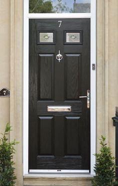 Premium Composite Front Door