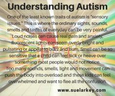 Sensory Issues & Autism/Asperberg's Autism Education, Autism Learning, Autism Parenting, Autism Activities, Autism Resources, Learning Support, Autism Sensory, Learning Disabilities, Special Education