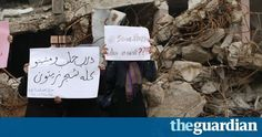 Syrian feminists: 'This is the chance the war gave us – to empower women'