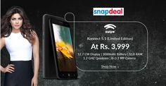 Swipe Konnect 5.1 Mobile At Rs.3,999/- Shop Now @ http://goosedeals.com/home/details/snapdeal/129109.html