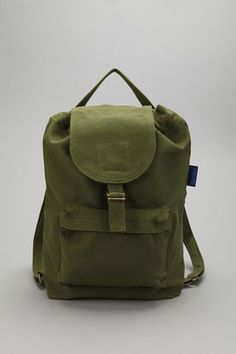 BAGGU Canvas Pocket Backpack, $24, available at Urban Outfitters. #refinery29 http://www.refinery29.com/mens-backpacks#slide-2