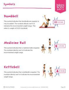 Bikini Body Guide two by Tiare Kirkland