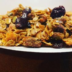 The Laws on Dinner: Eleven Madison Park Granola