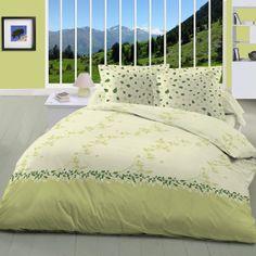 Melinda - Cotton Bed Linen Set (Duvet Cover & Pillow Cases)