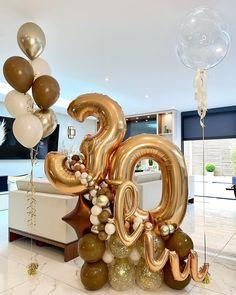 Balloon Gift, Balloon Garland, Balloon Decorations, Birthday Decorations, Wedding Decorations, Decoration Party, Bubble Balloons, Balloon Bouquet, Flower Boxes