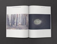 "Check out the AKV|St.Joost photography 2014 graduation catalogue on www.3rd-floor.org The project on this spread is called ""LAPIS//I WANT TO RETURN TO THE REAL WORLD"" by Martha Kamminga."