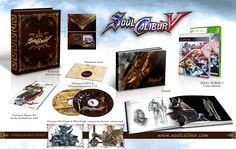 Soul Calibur V (Collector's Edition)