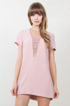 SugarLips Caged Rose Dress at Viomart.com
