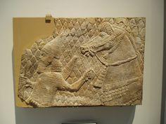 Assyrian Warrior & Horse