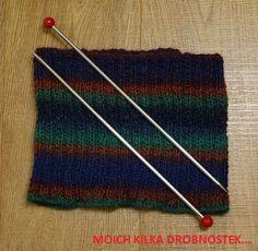 Kolorowy komin / Colourful chimney scarf