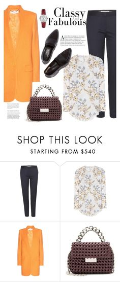 """""""#6447"""" by bliznec ❤ liked on Polyvore featuring STELLA McCARTNEY, 3.1 Phillip Lim, Burberry and Fall"""