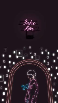 Taehyung Fake love