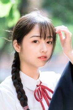 Pretty Girls, Cute Girls, World's Cutest Girl, School Uniform Girls, School Uniforms, Japan Girl, Kawaii, Beauty, Sweet Dreams