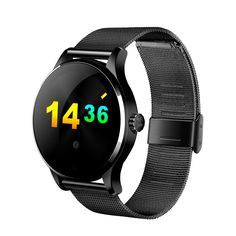 #SmartWatch Anti-lost Heart Rate Monitor Bluetooth Watch For IOS Android US $54.13 /piece