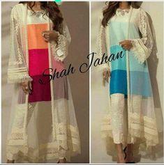 Pakistani Fancy Dresses, Pakistani Dress Design, Indian Dresses, Indian Outfits, Frock Fashion, Abaya Fashion, Fashion Outfits, Arabic Names, Banarasi Lehenga