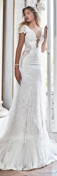 Solo Merav 2017 Wedding Dress Collection