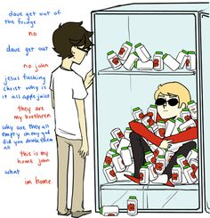 Love this. Love it. I used to reblog it all the time, BEFORE I even started reading Homestuck.