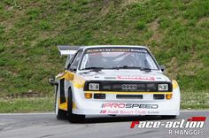 Gallery: Audi rally cars at Audi Sport Club Suisse Festival