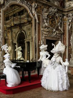 Spiegelpalast Venice Carnival 2017