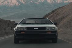 Watch: the gull-winged DeLorean DMC-12 is back, and it already has an all-new advert...