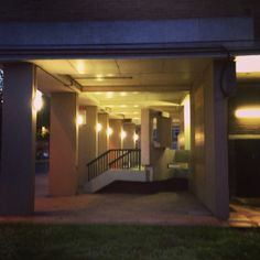 Lubetkin lights at Sivill House