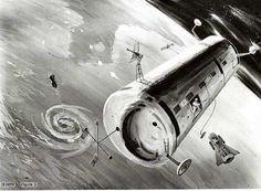 beer tanks in space!